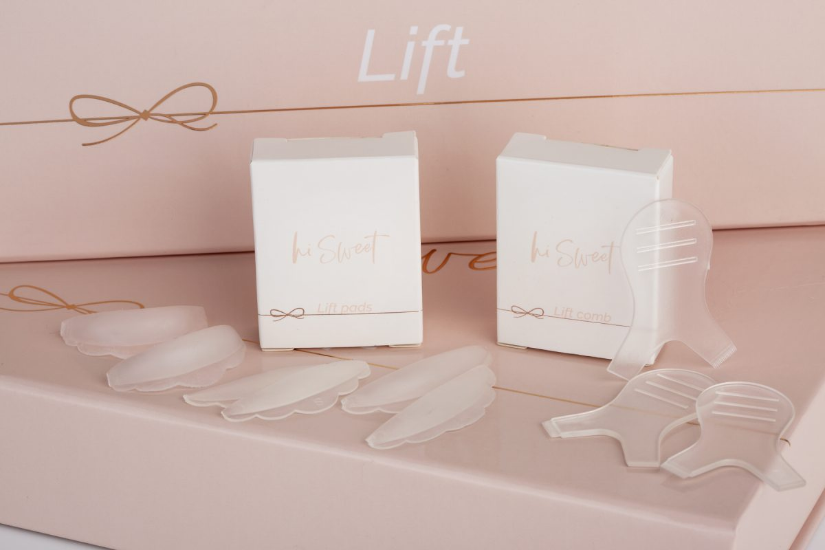 Lift Pads and Lift Comb